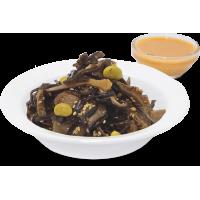 Салат Азиатские грибы с бобами (130 г.)